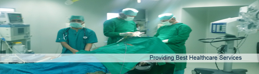 Providing Best Healthcare Services